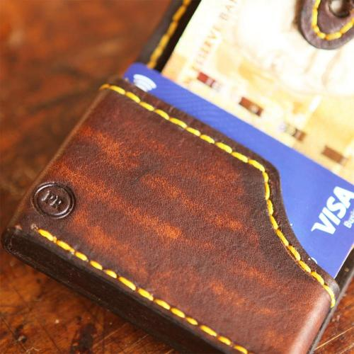 The Witwatersrand Mini Wallet