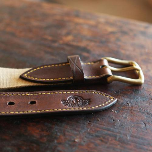 The Middelburg Canvas Waist Belt