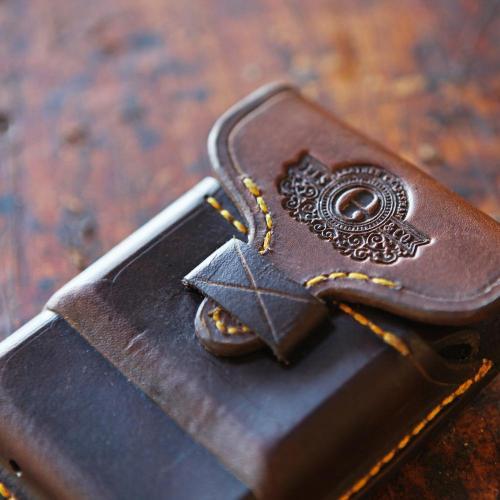 The Rhodes Cartridge Pouch
