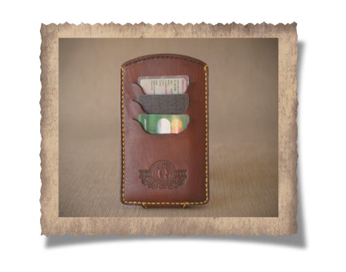 The Witwatersrand Wallet I